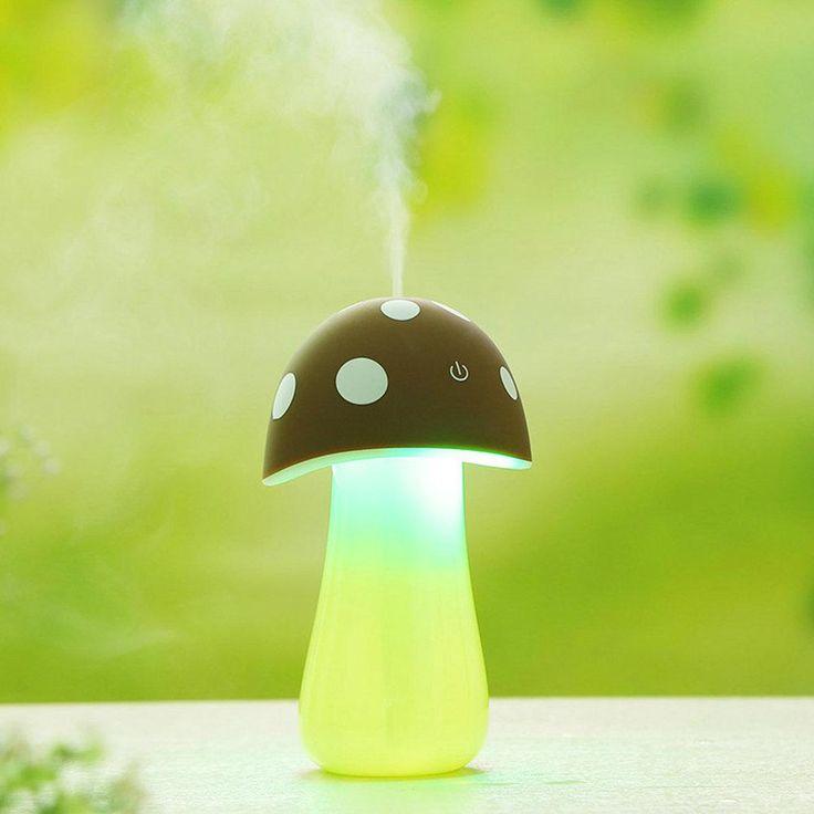 Mini Mushroom Humidifier