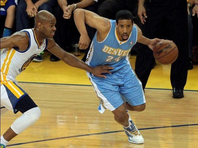 Denver Nuggets Andre Miller, Golden State Warriors Jarrett Jack