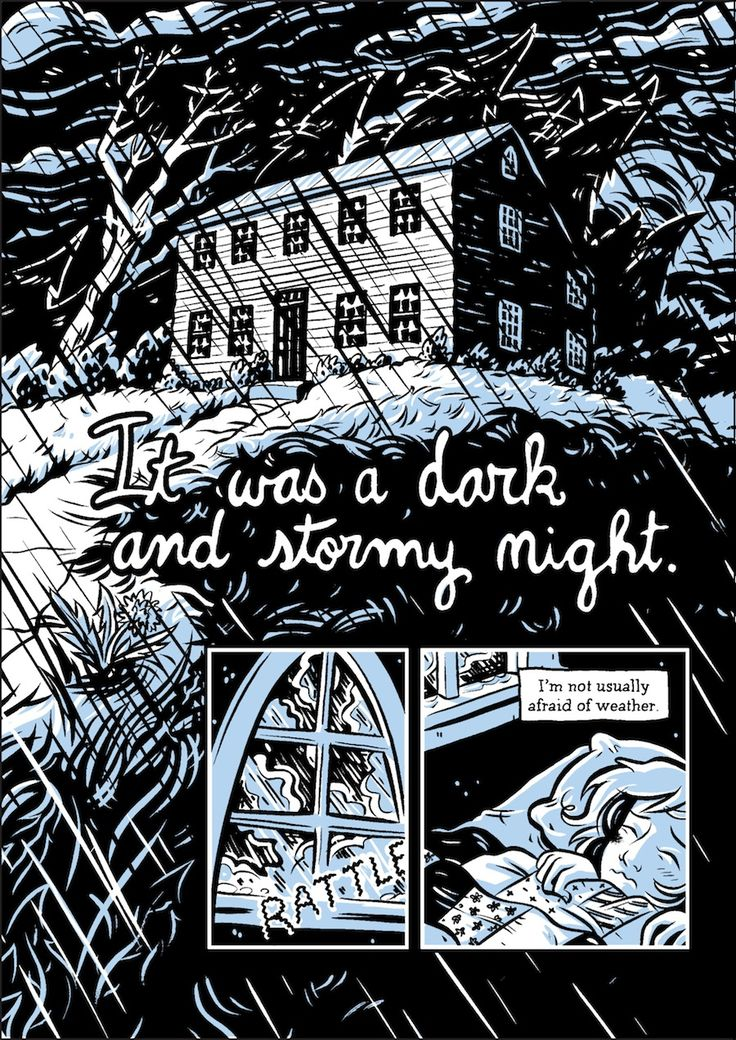 A Wrinkle in Time: The Graphic Novel (Comic Excerpt) by Madeleine L'Engle, Hope Larson | Tor.com