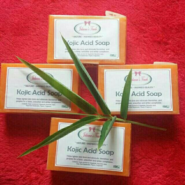 I'm selling Kojic Acid Soap for ₱85.00. Get it on Shopee now!http://shopee.ph/julianastouchskincare/2554251 #ShopeePH