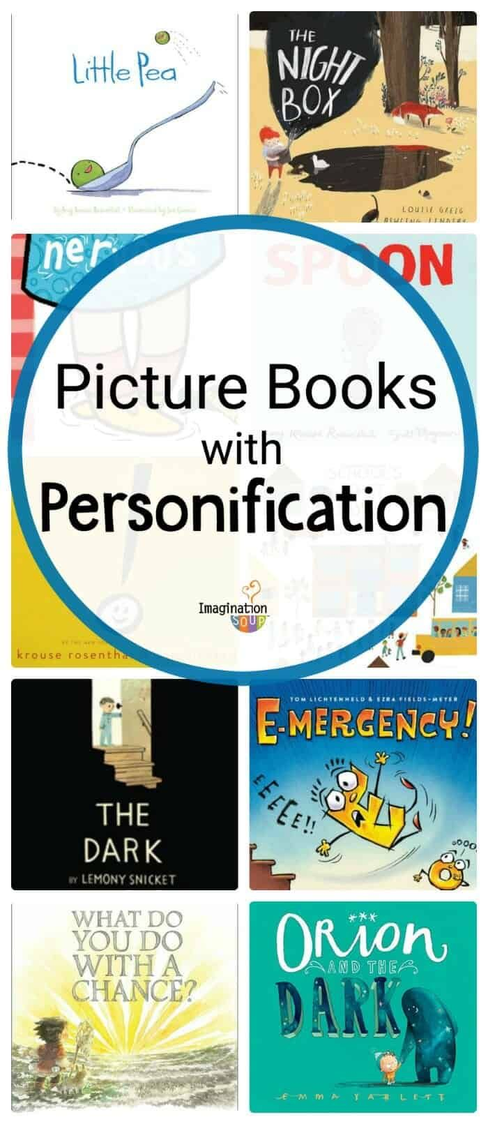 Picture Books for Teaching Personification | Literary