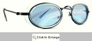 Nifty 80s Sport Sunglasses - 228 Blue