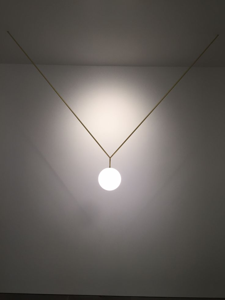 New lighting design by Michael Anastassiades from #FLOS at Salone del Mobile 2015