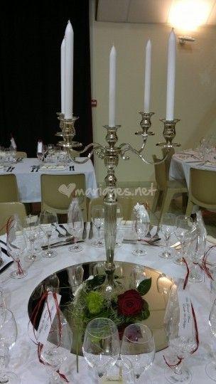 Centres de Table Chandelier de LilyFS, Décorateur d'événements, Articles de Fête | Photo 23