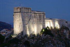 Croacia, Dubrovnik, Lovrijenac