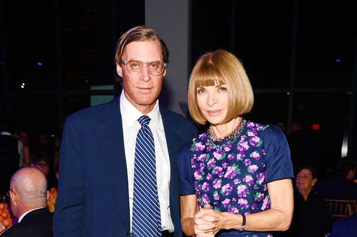Image result for anna wintour husband