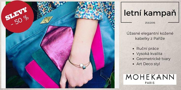 summer sale on leather artdeco handbags. Výprodej na Luxusní artdeco kabelky ♥ Ritzy Bagz