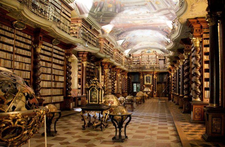 Biblioteca Clementinum, Praga, Repubblica Ceca