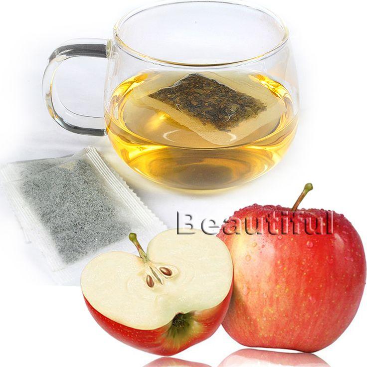250 г, Ароматный Яблочный Вкус Белый Пакетик, Байчя, Здоровый чай, Бесплатная доставка