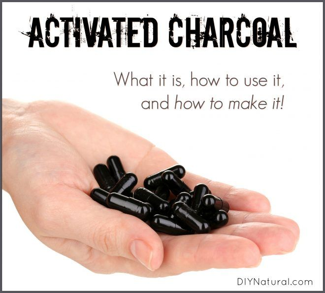 Activated Charcoal Uses ~ for home, relieving gas, food poisoning, wine making as well as other uses ~ check it out!