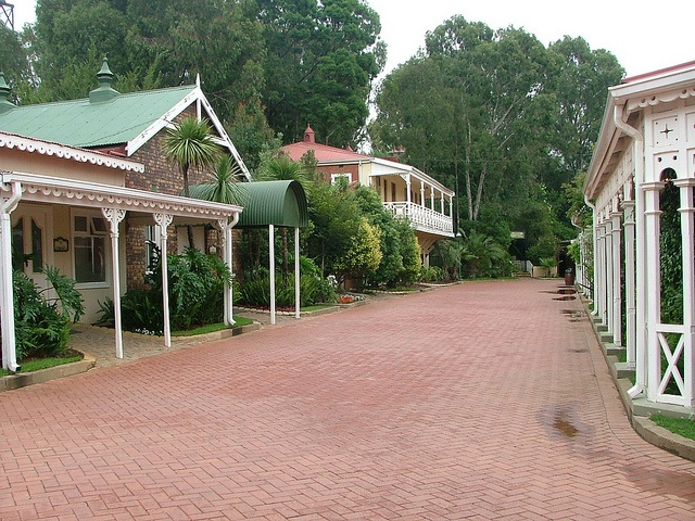 A Street in The Village of Gold Reef City       ( Been here )