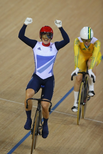 Victoria Pendleton Photo - Olympics Day 7 - Cycling - Track