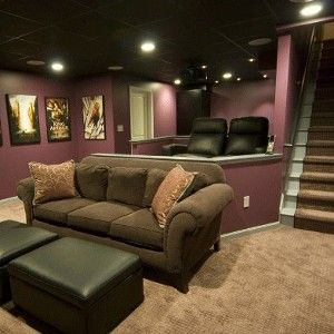 Elegant the Basement theater