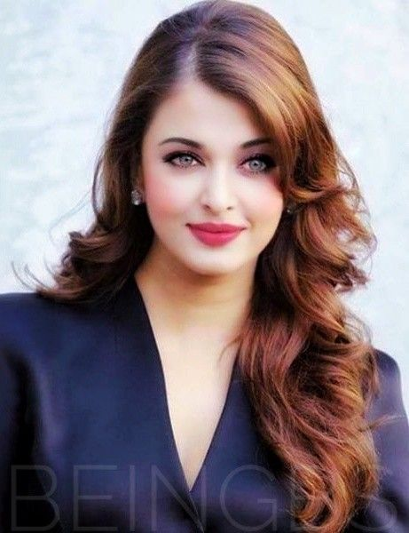 Aish..! 💕 | Hair color for women, Beauty girl, Actress ...
