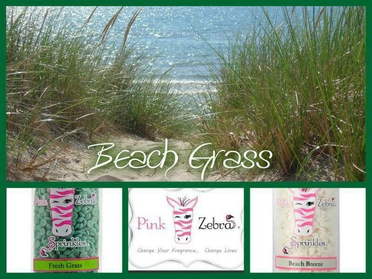 Pink Zebra Recipe: Beach Grass
