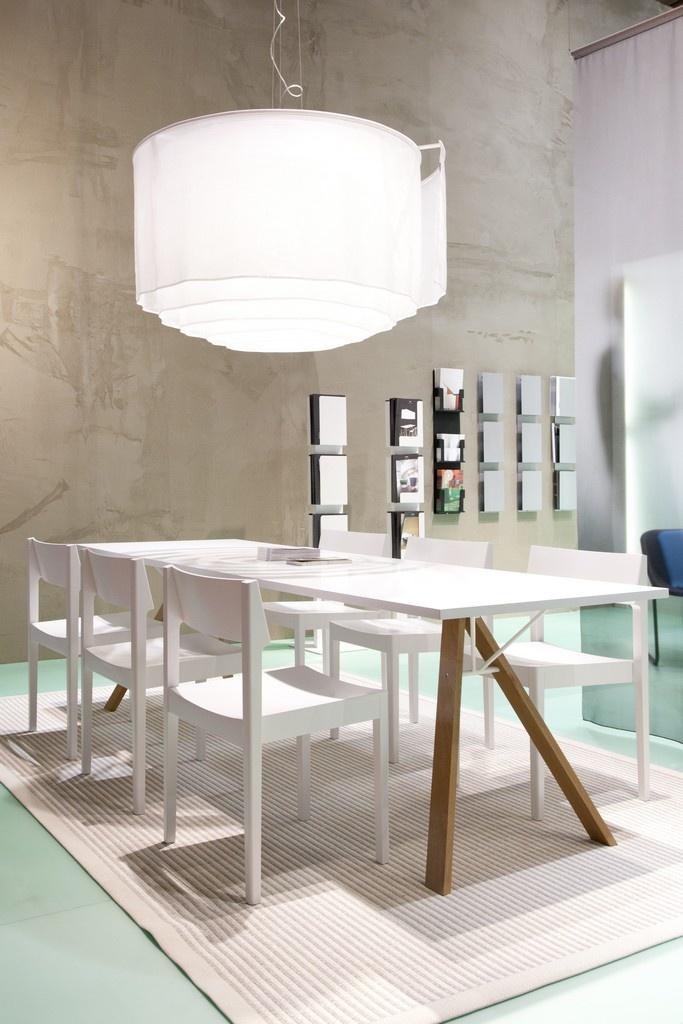 Intro chair (design Ari Kanerva) & Lab table (www.inno.fi)