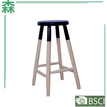 Yasen Houseware Outlets Cheap Club And Bar Stools,34 Inch Bar Stools Wood Stools,European Style Bar Stool High Chairs