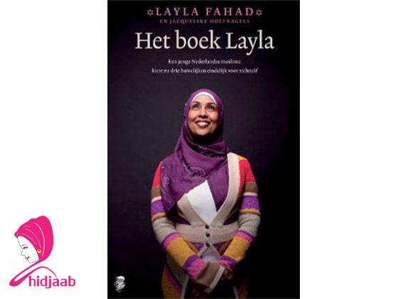 41/52 Het boek Layla/ Layla Fahad Mooi verhaal over het Eritrese meisje Layla dat als jong meisje naar Nederland komt en daar haar weg moet zien te vinden...