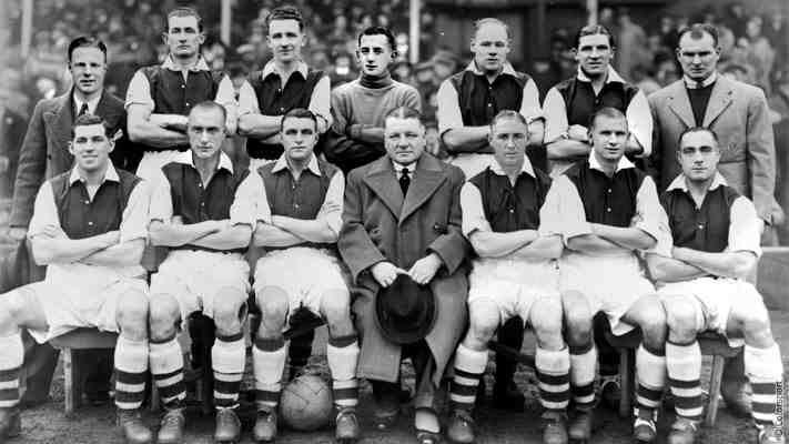 Arsenal - Champions 1937-38