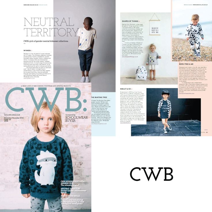 As Seen in CWB Magazine | November/December Issue