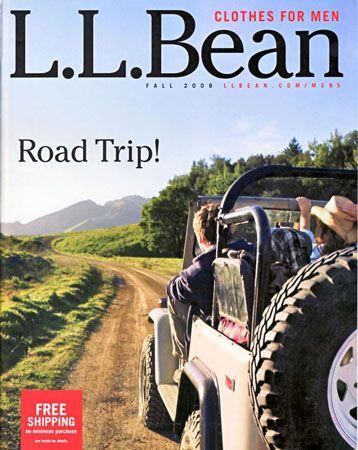 LandCruiser Print Ads- LL Bean