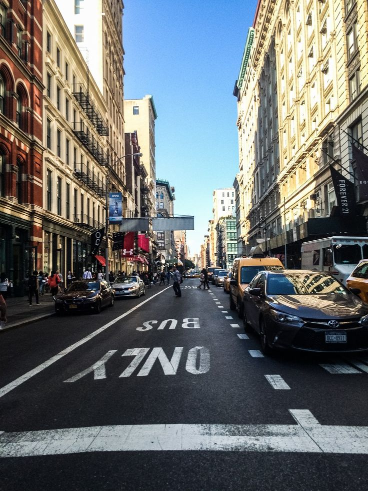 Welcome to New York: A Beginners Guide to New York City – Crystallite Sea