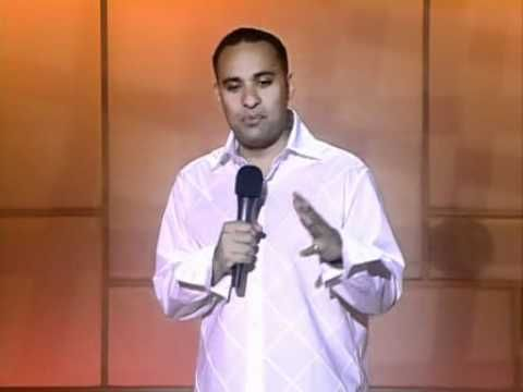 Russell Peters Uncensored ~ Canadian Accent   <3  HILARIOUS!!!