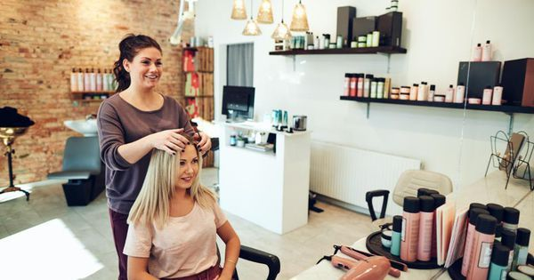 The Biggest Marketing Mistake Is Forgetting Lifetime Value Hair And Beauty Salon Best Hair Salon Hair Salon