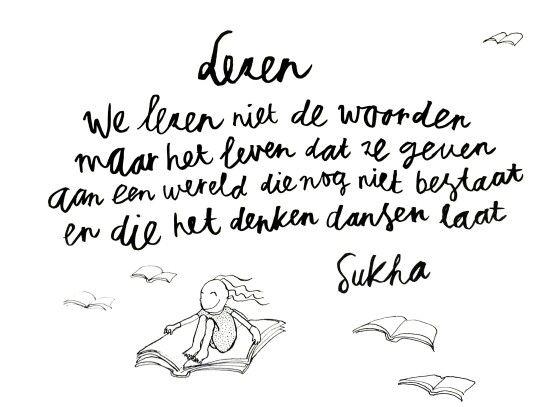 Poem by Sukha-Amsterdam