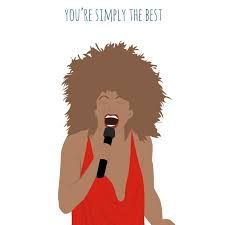 Image result for tina turner silhouette