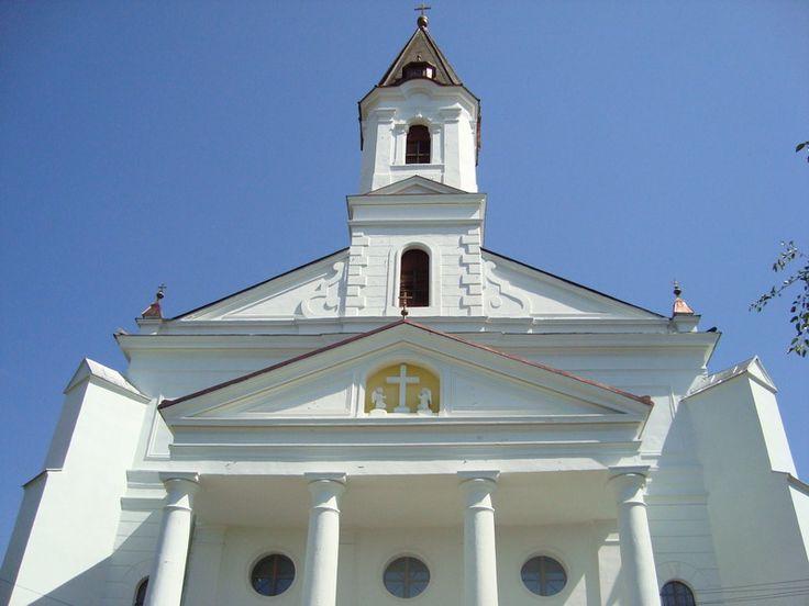 Biserica romano-catolică nouă (1853-1899), Ghelința/Gelence