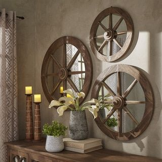 Love This Furniture For Moravia Round Reclaimed Wood