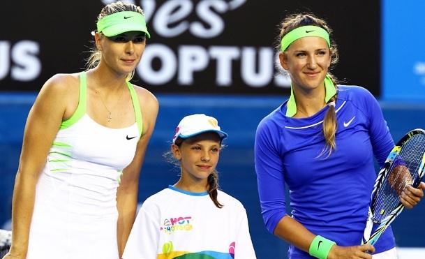 Azarenka vs Sharapova Head to Head
