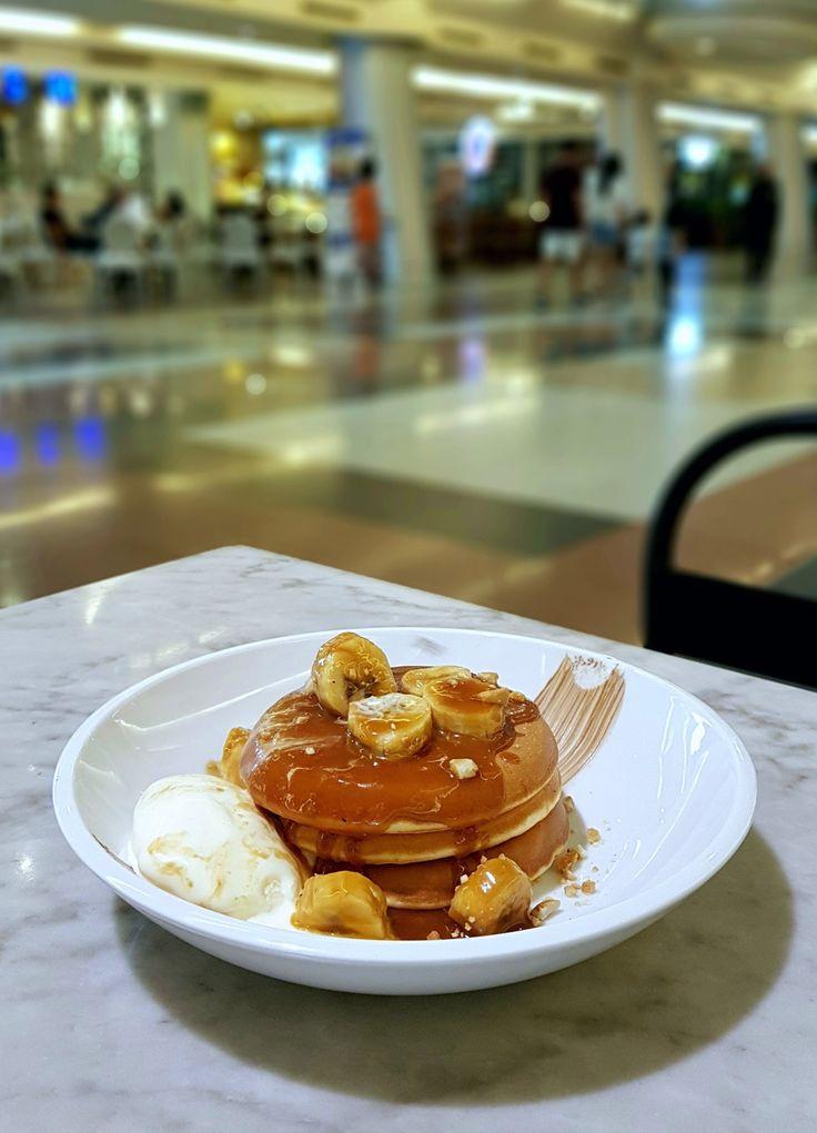 """Salted Caramel Pancake"", Common Grounds, Jakarta"