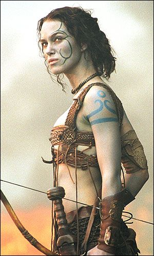 Guinevere (Keira Knightley)