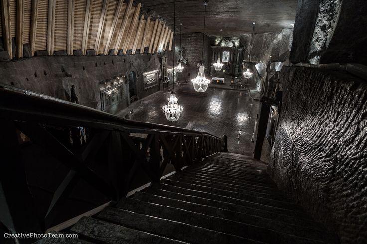 «Salt is more expensive than gold» or travel through Wieliczka salt mine — «Соль дороже золота» или путешествие по соляной шахте Величка