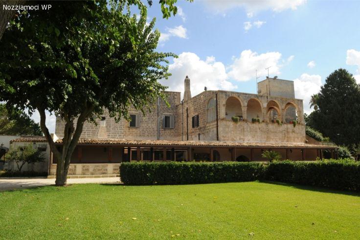 Per il tuo #matrimonio cerchi una masseria in Puglia? @nozziamoci consiglia Masseria Appidè