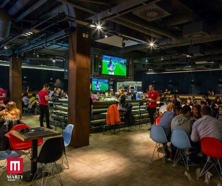 Marty Grill & Sports, Cluj Discotecas, Bar