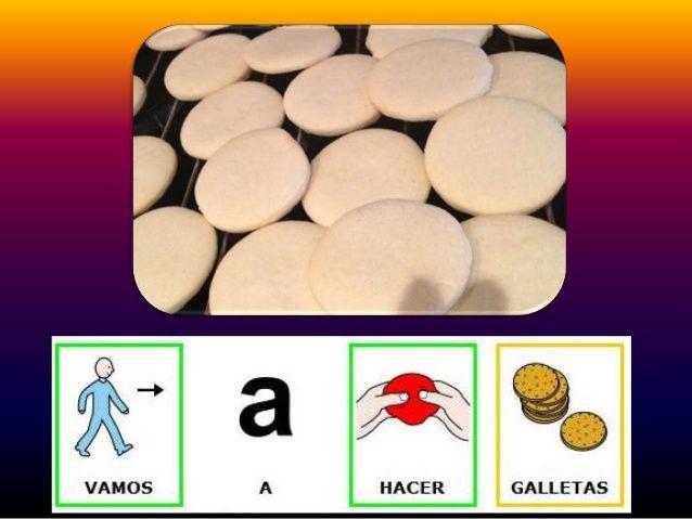 Galletas al horno by cucacambados via slideshare