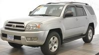 **Price Reduction** 2005 Toyota 4Runner SR5 in Silver with Four Wheel Drive (4WD, 4x4). CLEAN TITLE & 1 Owner. Only 87,401 miles!!! Toyota Reliability, coupled with loads of passenger and cargo space means this SUV can be counted on as your family vehicle for years to come. V6 engine with automatic transmission. This ranks one of the BEST values in the state! FINANCING AVAILABLE through multiple lending partners. Regardless of your past credit history (Good or Bad) we can likely get ...