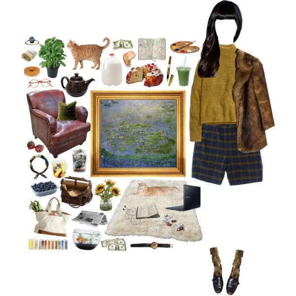 Lost Ambitions by silentmoonchild on Polyvore featuring mode, H&M, Retrò, Polder, Etienne Aigner, Vulcain, Conroy & Wilcox, New Look, Munn Works and Warehouse