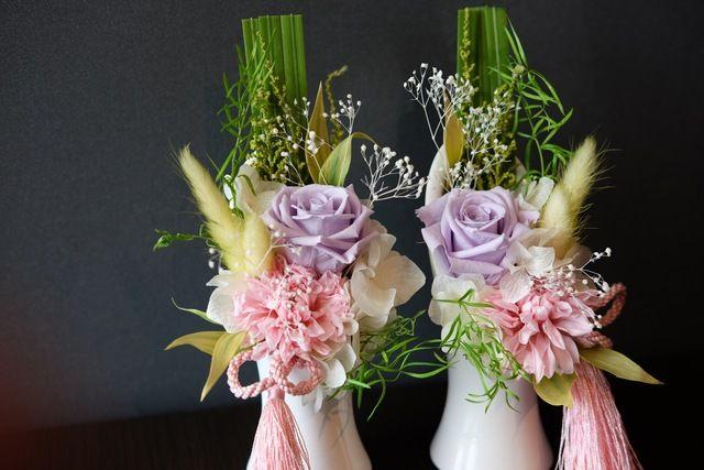 和花/仏花/プリザーブドフラワー/敬老の日/贈り物/ギフト/献花