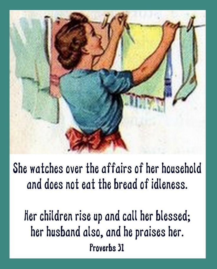 Proverbs for a Woman's Day: Caring for Your Husband, Home, <a  rel=