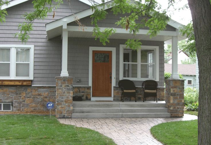 70 best ron rons hardscapes images on pinterest for Front porch roof designs