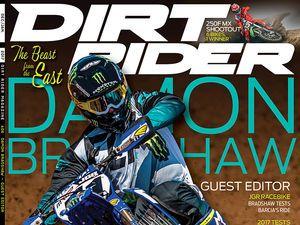 Dirt Rider Magazine, December/January 2017 Issue