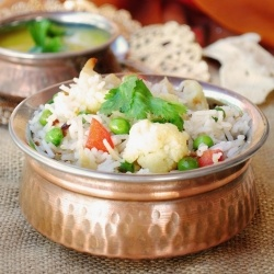 how to make simple pulao in hindi