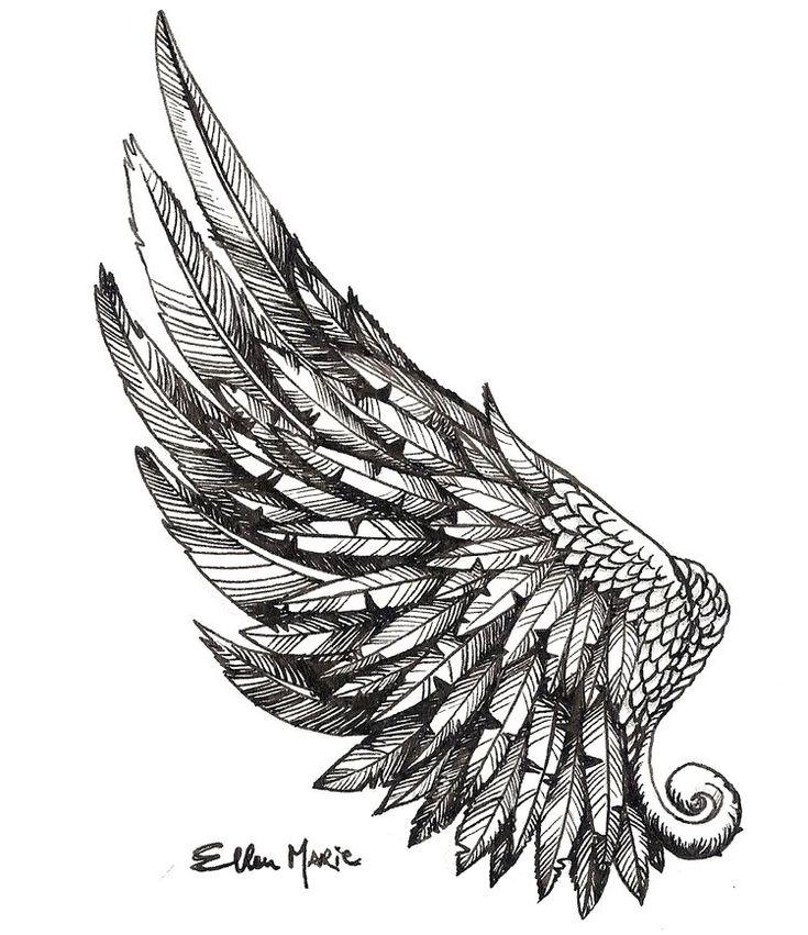 Sternum tattoo features