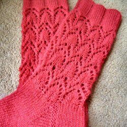 I would love to be able to make these socks