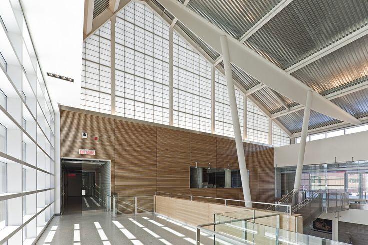 CANMET Material Technology Laboratory / Diamond Schmitt Architects (8)