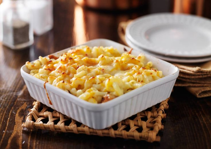 Rooster sauce and cheese? Yes please… The spicy garlic flavor of Sriracha hot sauce pairs nicely with cheesy mac and cheese. This recipe double dips on Sriracha: The Rooster sauce is in the cheese mixture and Sriracha powder is sprinkled atop the mac and cheese after cooking. You can pick up McCormick Sriracha powder or, …